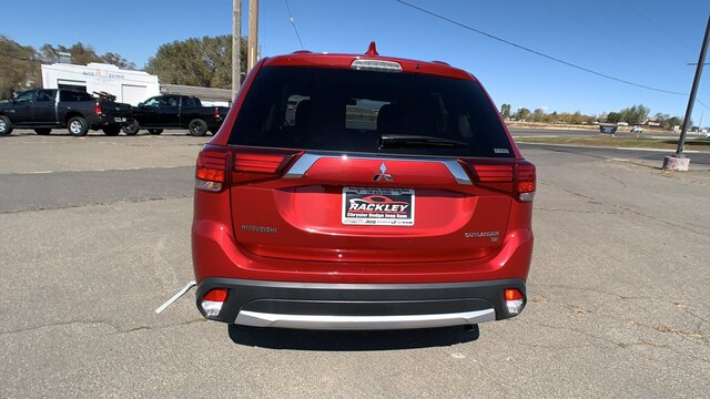 Pre-Owned 2018 Mitsubishi Outlander