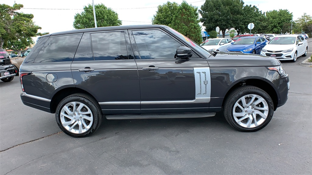 Pre-Owned 2013 Land Rover Range Rover Supercharged