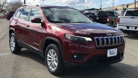 New Jeep Cherokee >> New Jeep Cherokee In Winnemucca Rackley Chrysler Dodge