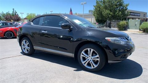 Pre-Owned 2011 Nissan Murano CrossCabriolet Base